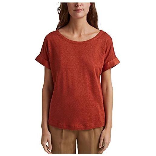 ESPRIT 041eo1k311 t-shirt, 110/off white, x-small donna