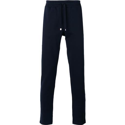 Dolce & Gabbana pantaloni con cordoncino - blu