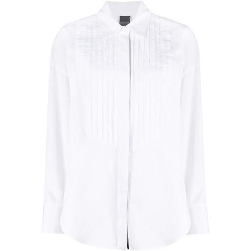 Lorena Antoniazzi t-shirt a maniche lunghe - bianco