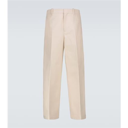 OAMC pantaloni cotton lab