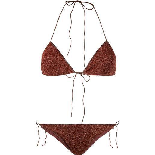Oséree set bikini - marrone