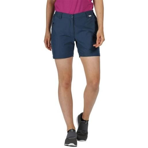 Regatta w highton shorts mid pantalone outdoor donna