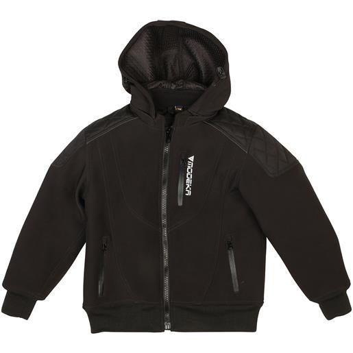 Modeka giacca clarke kids nero | modeka