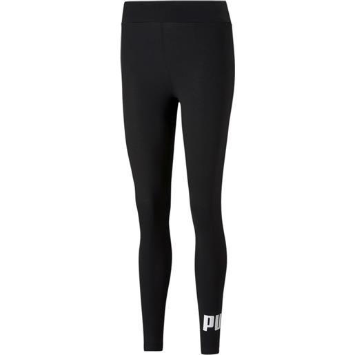 PUMA leggings essentials logo donna