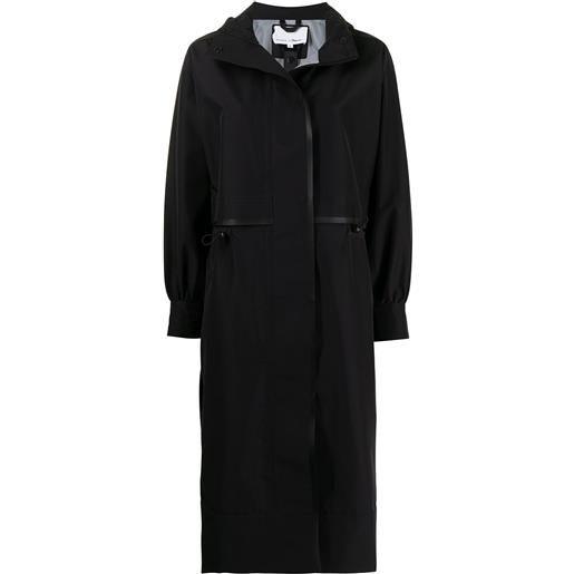 3.1 Phillip Lim essential hooded parka coat - nero