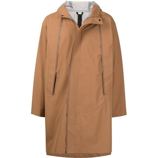 3.1 Phillip Lim essential hooded parka coat - toni neutri