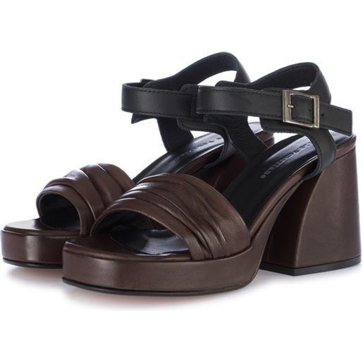 POESIE VENEZIANE sandali donna POESIE VENEZIANE   vegetal marrone