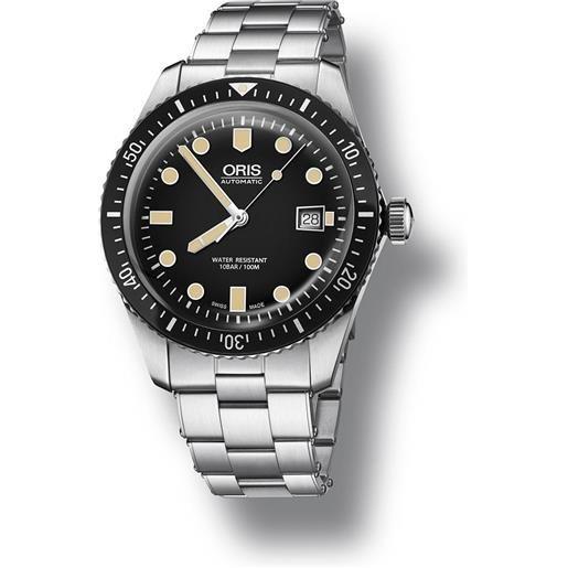 Oris orologio oris uomo divers sixty-five 01 733 7720 4054-07 8 21 18
