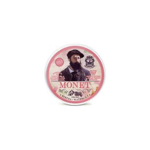 Abbate Y La Mantia sapone da barba monet - Abbate Y La Mantia 150 g