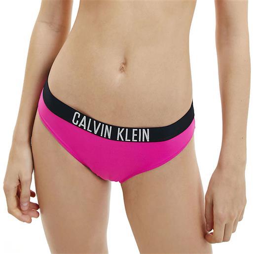 CALVIN KLEIN UNDERWEAR slip elastico logo donna
