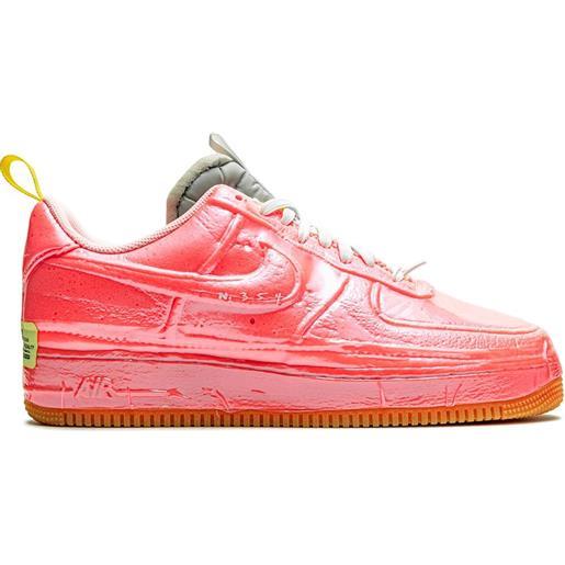 air force 1 rosse e rosa