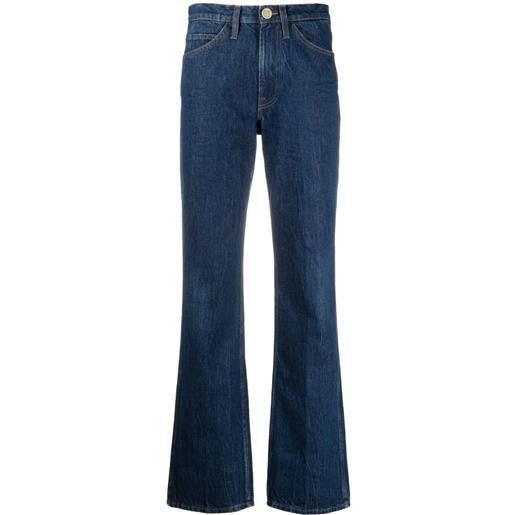 FRAME jeans dritti le italien - blu
