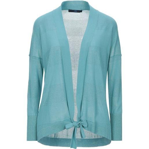 BLUE LES COPAINS - cardigan