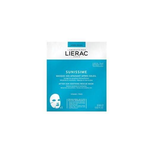 Lierac sunissine maschera doposole in tessuto 18 ml