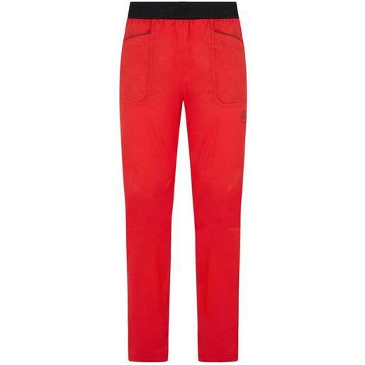 La Sportiva pantaloni itaca xs hibiscus / carbon