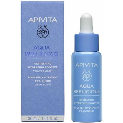 Apivita aqua beelicious - booster idratante rinfrescante, 30ml