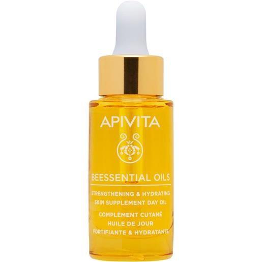 APIVITA SA apivita beessential olio giorno rinforzante/idratante 15ml