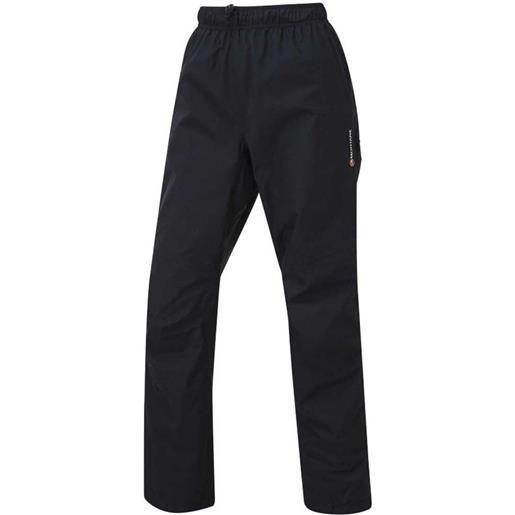Montane pantaloni pac plus short 34 black