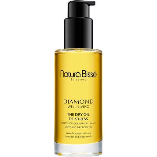 NATURA BISSÉ olio secco diamond well-living de-stress