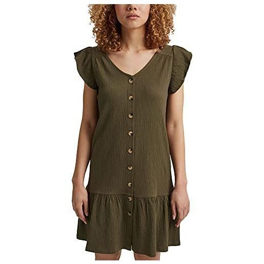 edc by Esprit 051cc1e307 vestito, 001/black, s regular donna