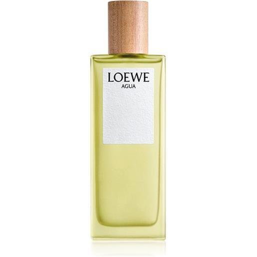 Loewe agua agua 50 ml