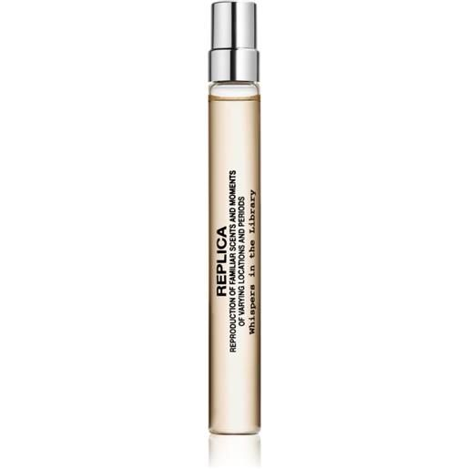 Maison Margiela replica whispers in the library 10 ml