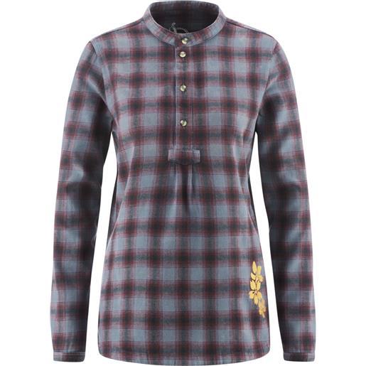 Red Chili wo botan shirt camicia donna