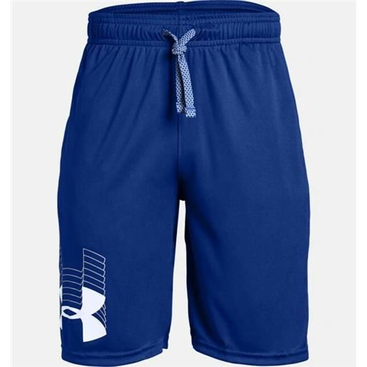 UNDER ARMOUR shorts under armour bermuda prototype logo azzurro