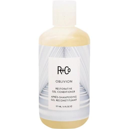 R+Co oblivion restorative gel conditioner 177ml