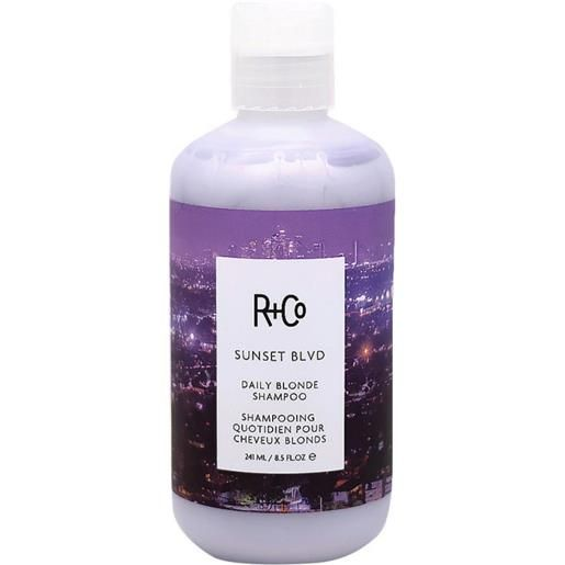 R+Co sunset blvd blonde shampoo 241ml