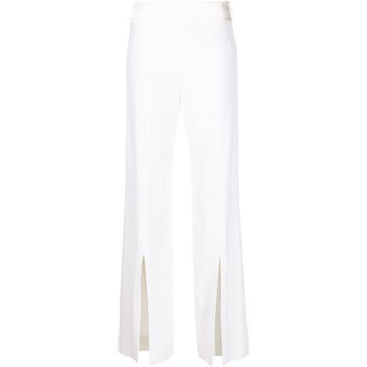 Jonathan Simkhai pantaloni dritti - bianco
