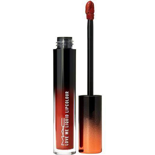MAC it's all me love me liquid lipcolor rossetto 3.1 ml