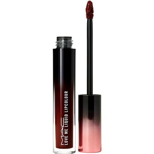 MAC i vote for me love me liquid lipcolor rossetto 3.1 ml