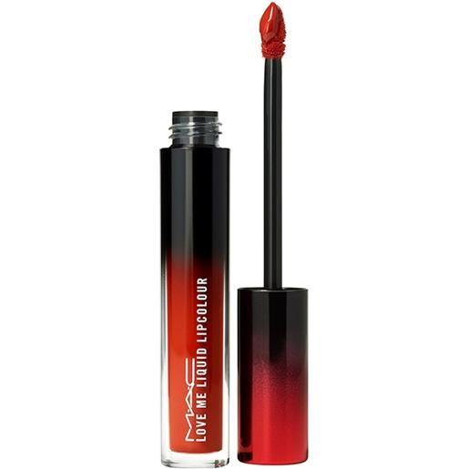 MAC deify me love me liquid lipcolor rossetto 3.1 ml