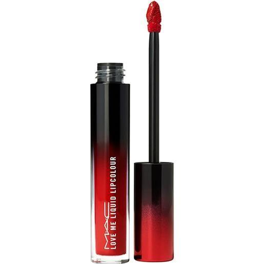 MAC adore me love me liquid lipcolor rossetto 3.1 ml