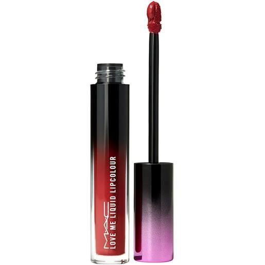 MAC whatta doll love me liquid lipcolor rossetto 3.1 ml