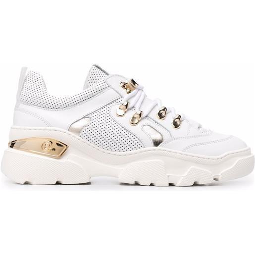 Baldinini sneakers donna vitell - bianco