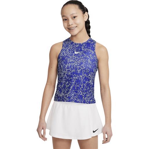 Nike g nkct df vctory tank pr canotta tennis ragazza