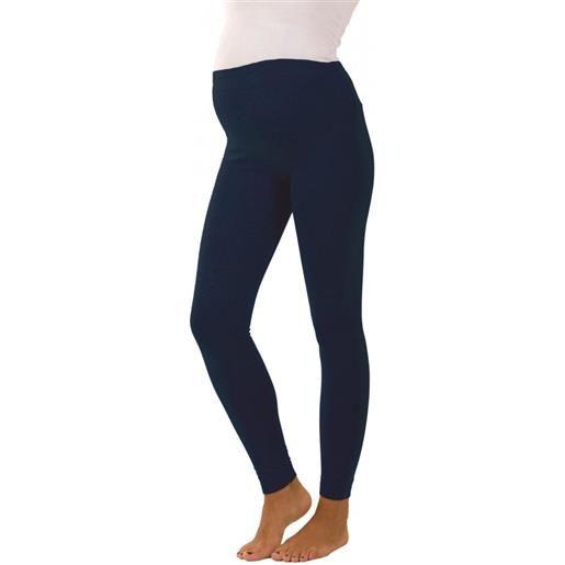 Premamy leggings garzato bielastico
