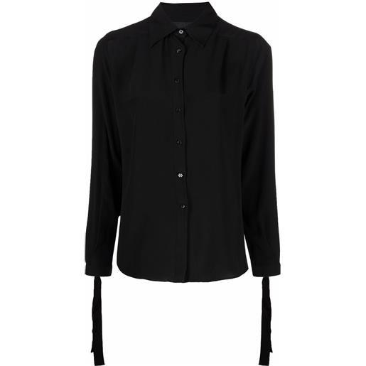 Philipp Plein camicia - nero