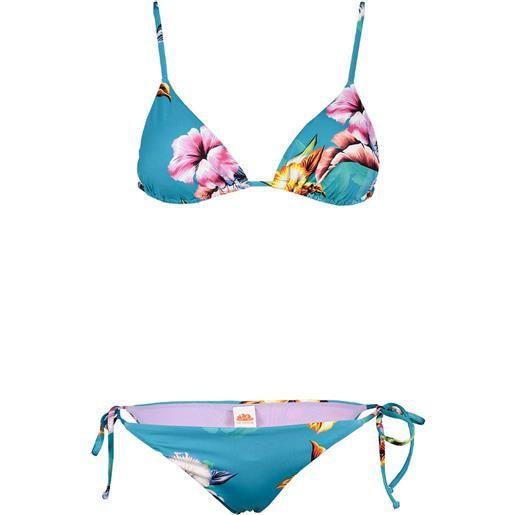 SUNDEK bikini triangolo e slip regolabile santa cruz donna