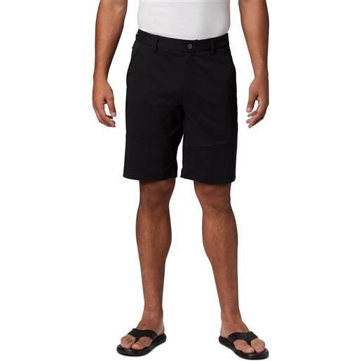 Columbia pantaloncini tech trail™ black da uomo