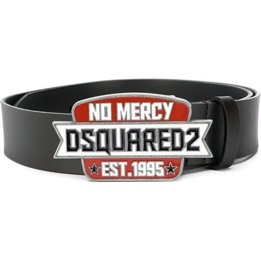 Dsquared2 kids - cintura fibbia no mercy - bambino 54