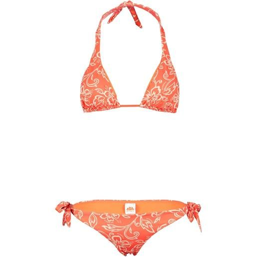 SUNDEK bikini triangolo fiocco l. A. Donna