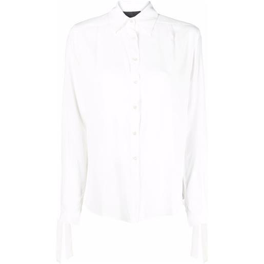 Philipp Plein camicia - bianco
