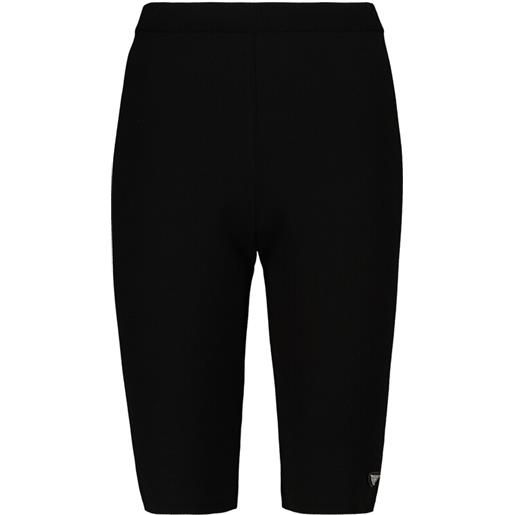 Prada shorts a vita alta