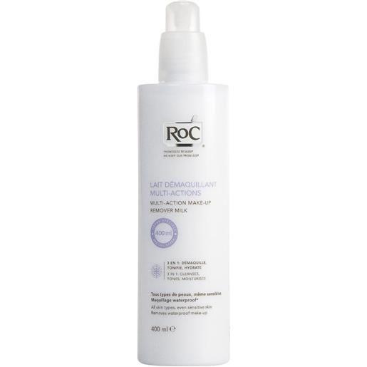 ROC OPCO LLC roc latte struccante multiazione tonificante 3in1 400ml