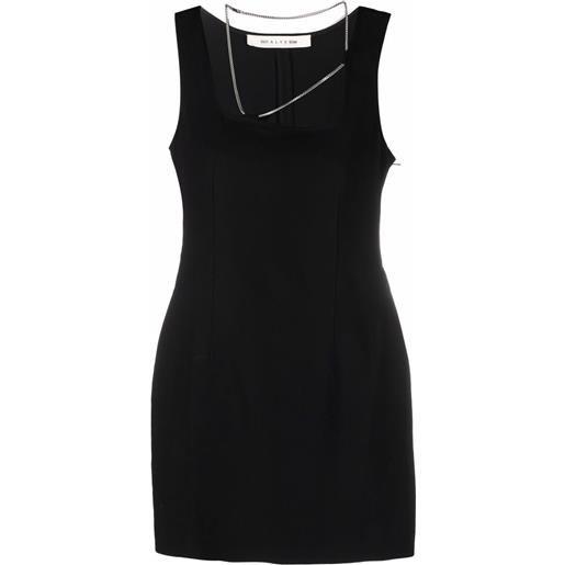 1017 ALYX 9SM abito corto - nero