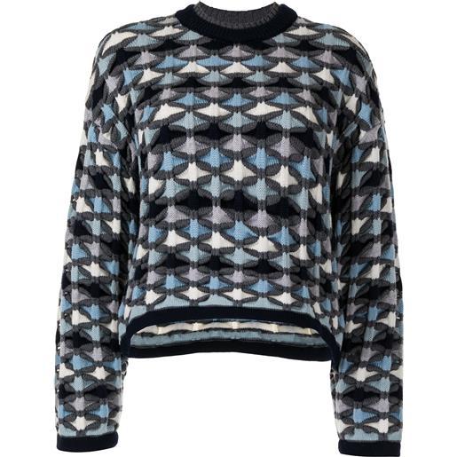 Ports 1961 maglione - blu