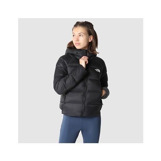 TheNorthFace the north face giacca in piumino con cappuccio donna hyalite tnf black taglia l donna